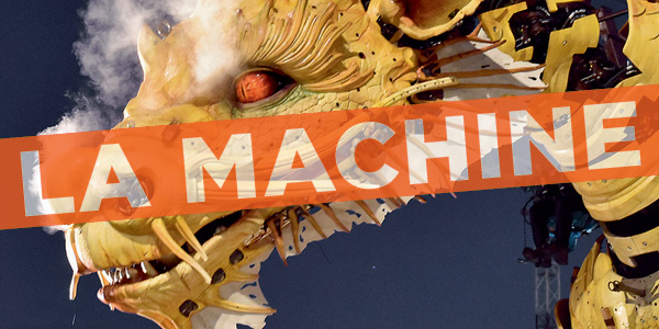 La Machine - Press tab then enter to visit page