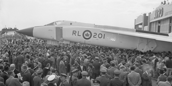 Search-and-Recovery of Avro Arrow  - Press tab then enter to visit page