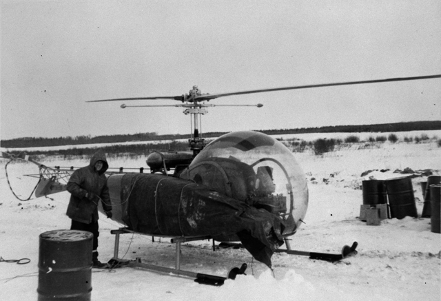 canadian helicopters corporation with Artifact Bell 47g Htl 6 on Aw109sp docheli besides A Brief History Of Space Artillery moreover Hiller OH 23 Raven furthermore Russia To Order French Mistral LHDs 05749 as well Economy of saskatchewan.
